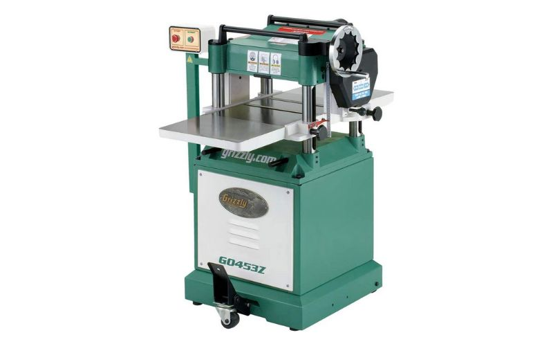 Grizzly G0453Z industrial wood planer
