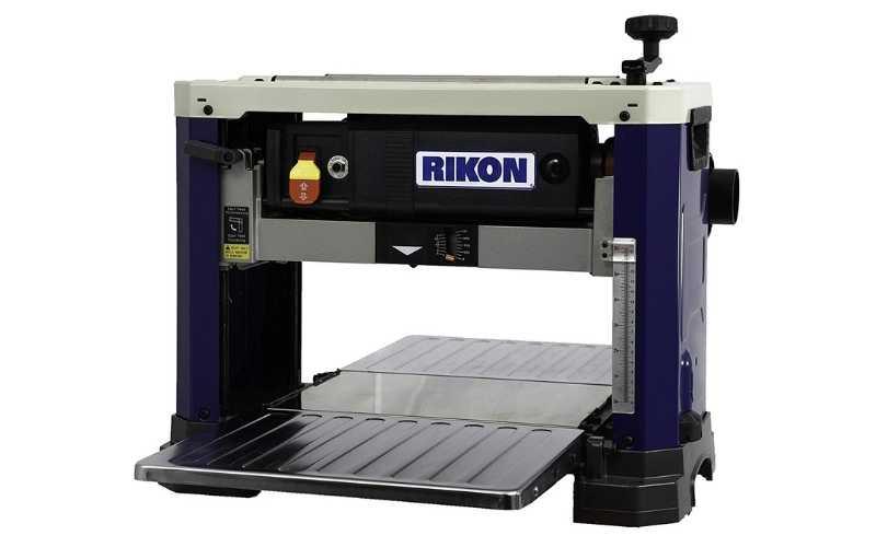 Rikon 25-135H portable thickness planer