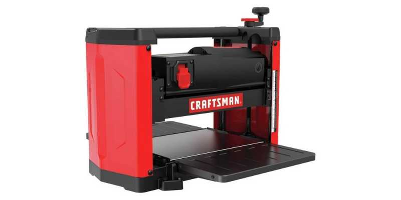 craftsman benchtop thickness planer