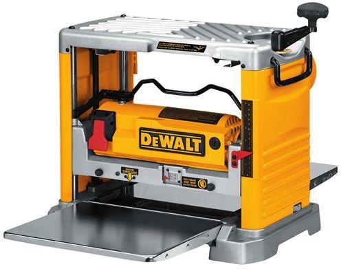 Dewalt DW734 benchtop planer