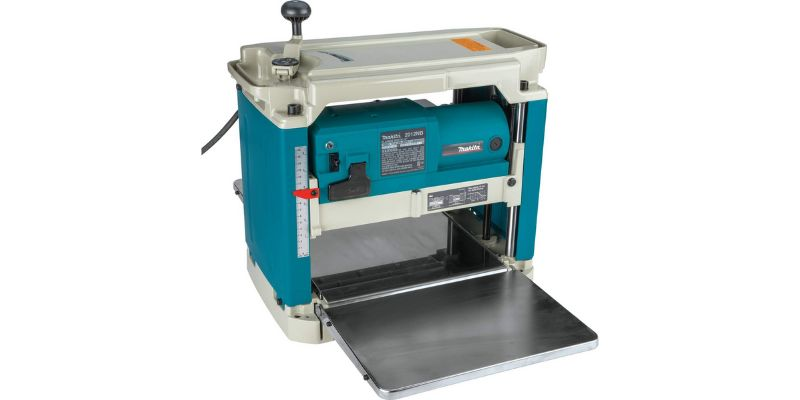 Makita 2012NB benchtop thickness planer