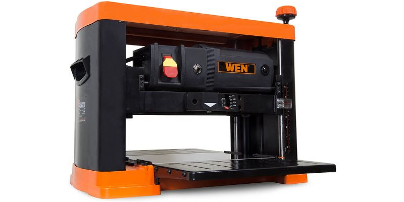 wen 6552t benchtop thickness planer