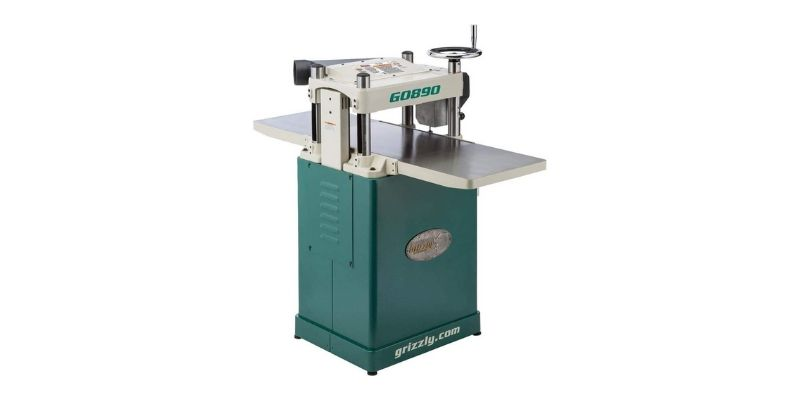 Grizzly industrial G0890 thickness planer