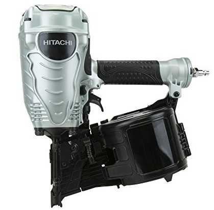 Hitachi NV90AGS coil nailer