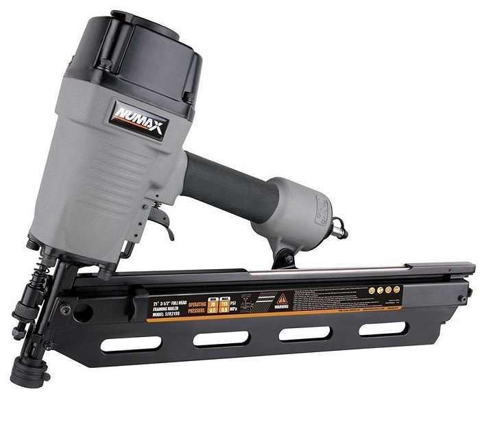 Numax sfr2190 framing nailer