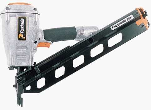 Paslode 501000 powermaster framing nailer