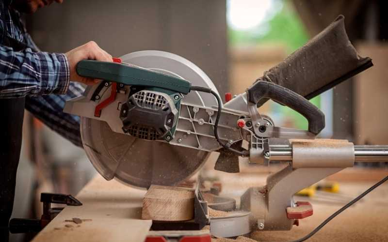 compound miter saw review