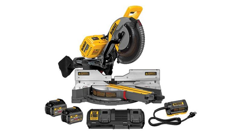 Dewalt DHS790AT2 Flexvolt Compound miter saw