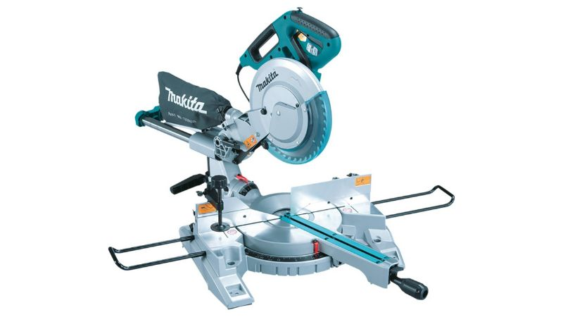 Makita LS1018 dual bevel sliding miter saw review