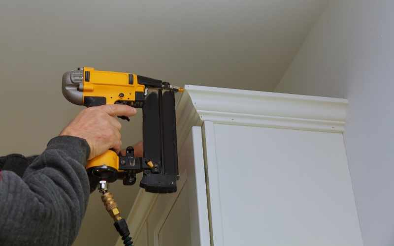 The 10 Best Brad Nailers For Carpentry And Cabinet Making Projects