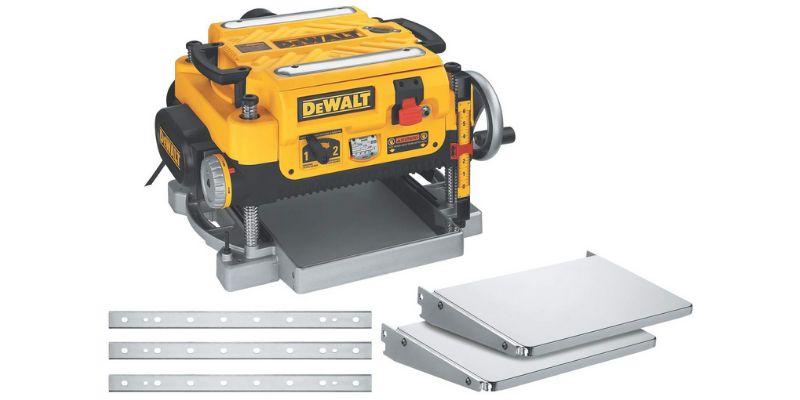 Dewalt DW735X benchtop planer