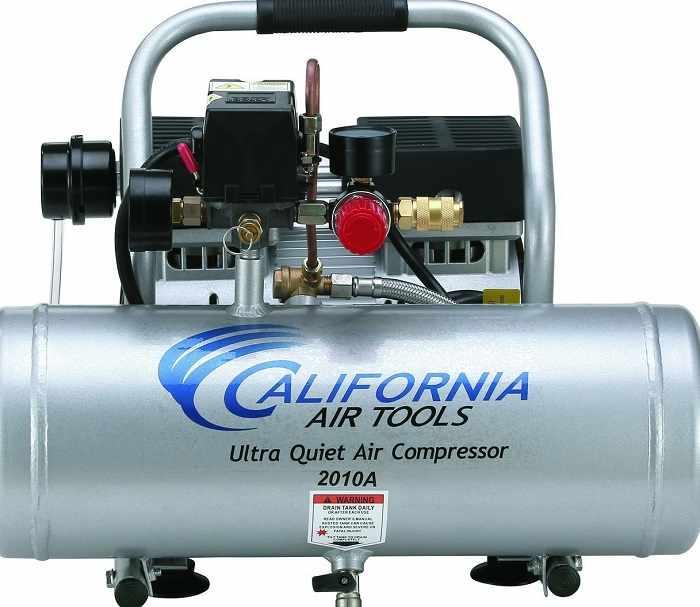 California Air Tools 2010A 2 gallon air compressor