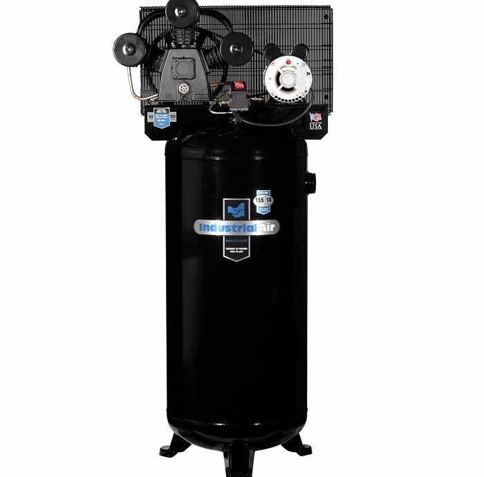 Industrial Air ILA4546065 60 gallon air compressor