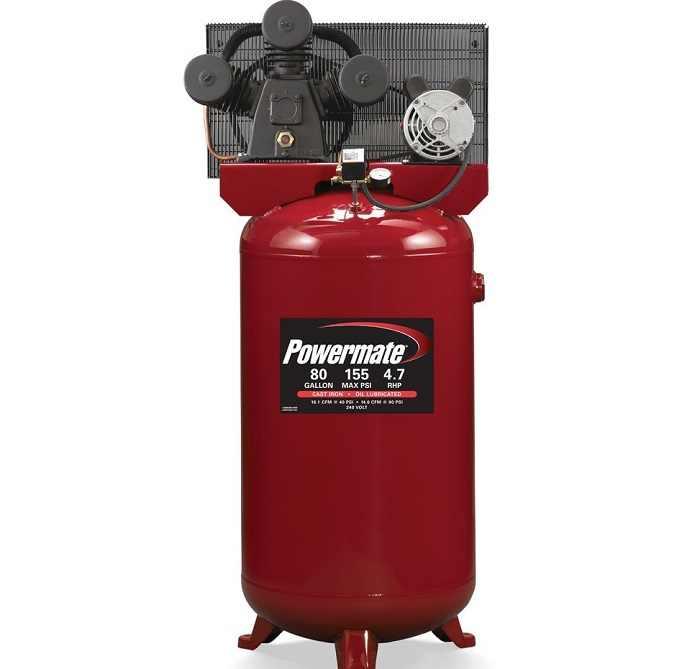 Powermate Vx PLA4708065 80 Gallons