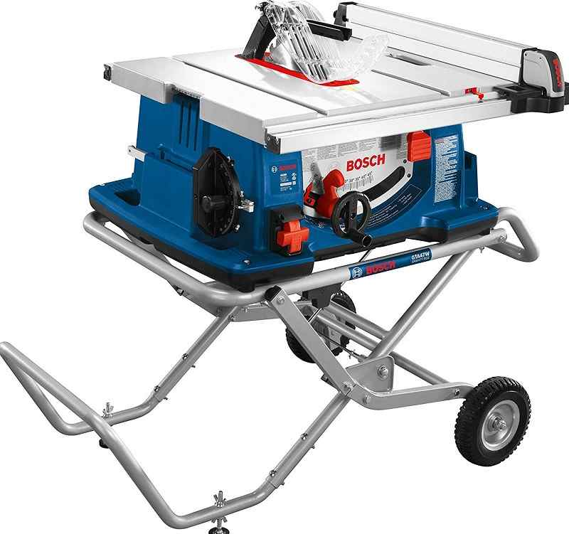 Bosch 4100-10 portable jobsite table saw