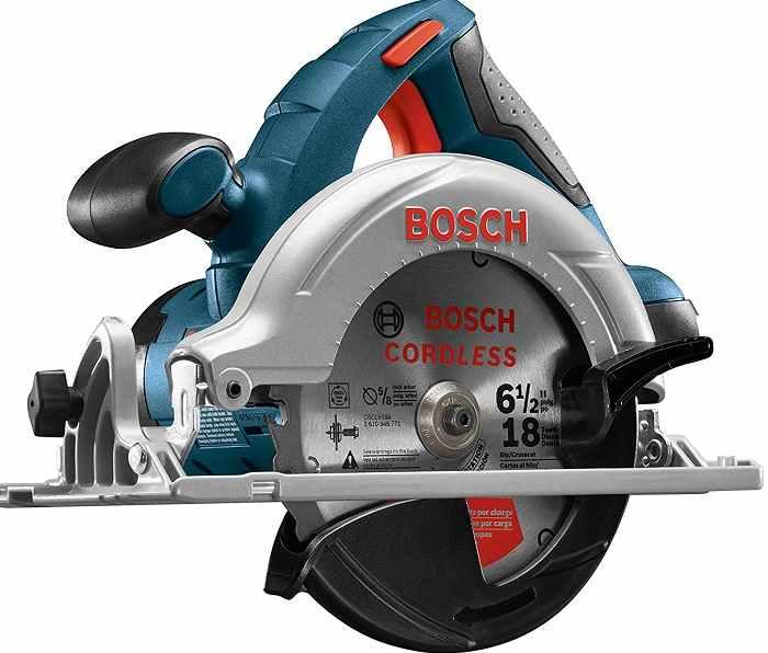 Bosch CCS180B cordless circular saw
