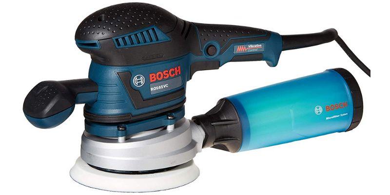 Bosch ROS65VC-6 Random Orbital Sander