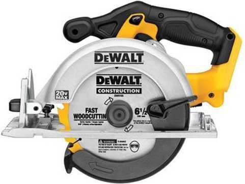 Dewalt DCS391B cordless circular saw