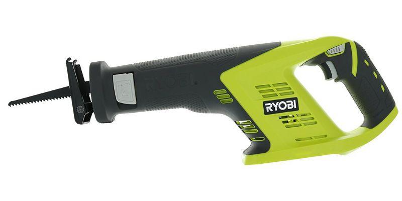 Ryobi P515 Cordless Reciprocating Saw
