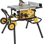 Dewalt dwe7491rx portable jobsite table saw