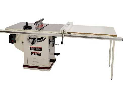 jet 708675PK XACTA table saw