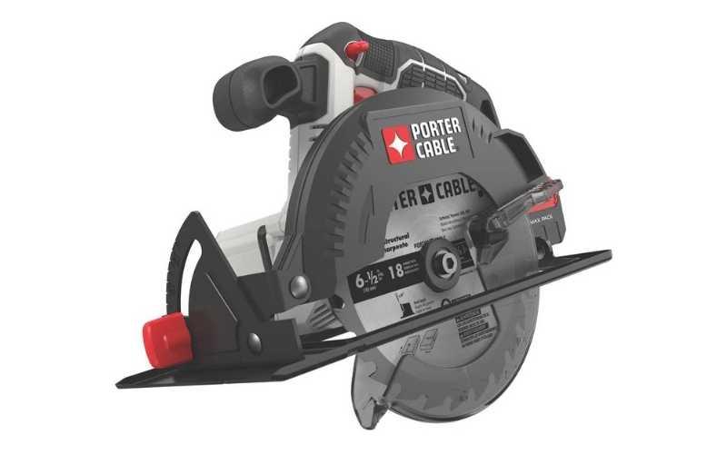 porter-cable pcc660b circular saw