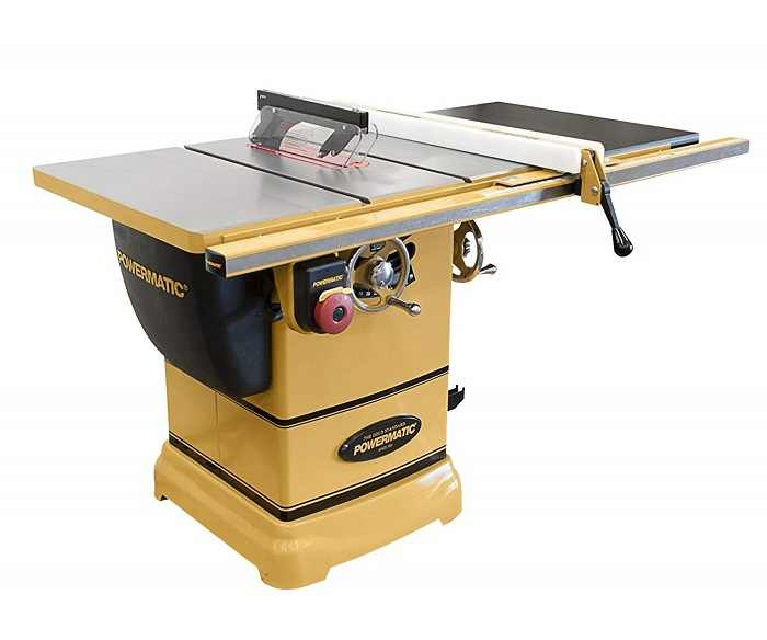powermatic pm1000 1791000K cabinet table saw