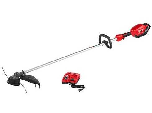 milwaukee 2725-21hd M18 fuel weed trimmer