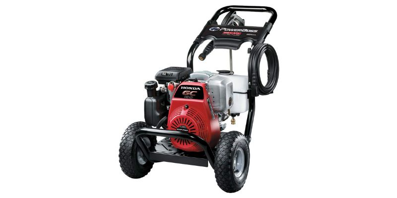 powerboss pressure washer