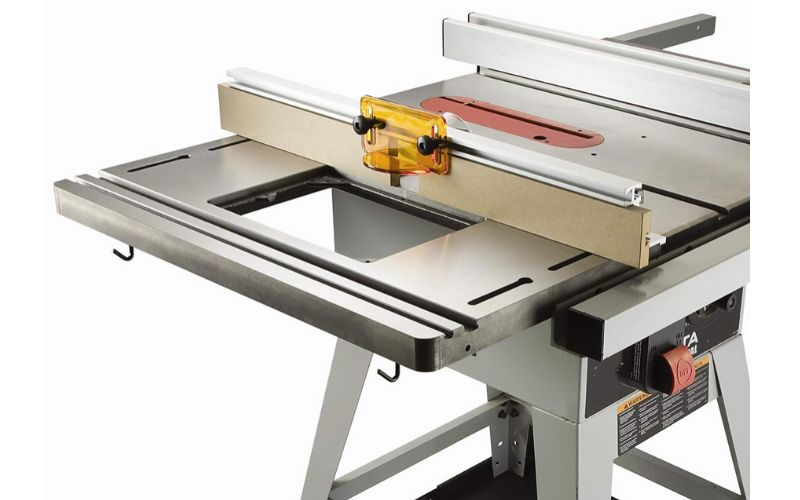 promax cast iron router table extension