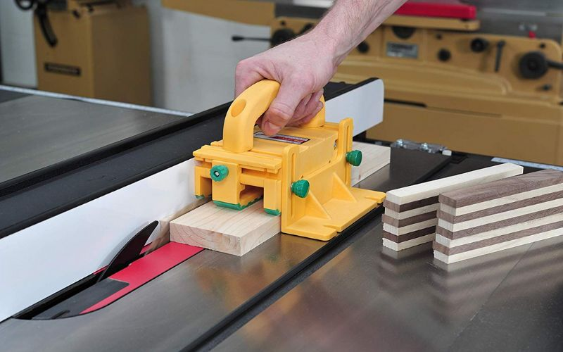 push block for table saw