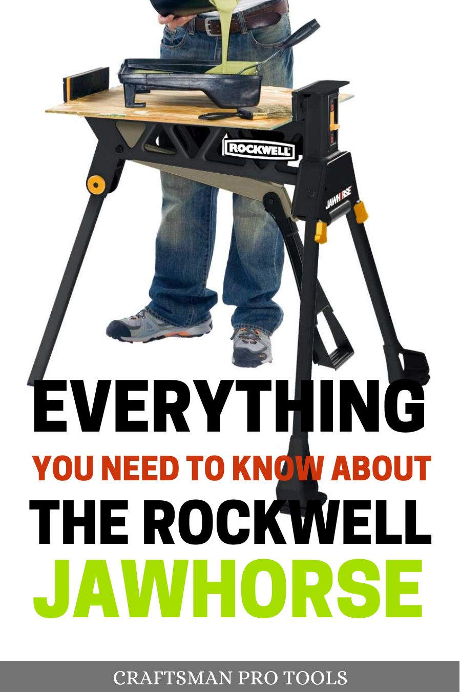 the rockwell jawhorse