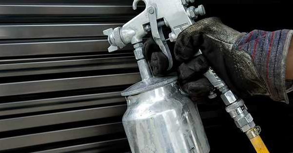 how to choose an air compressor for spray painting