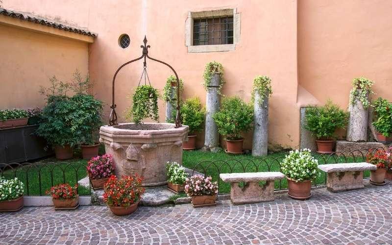 start a small garden