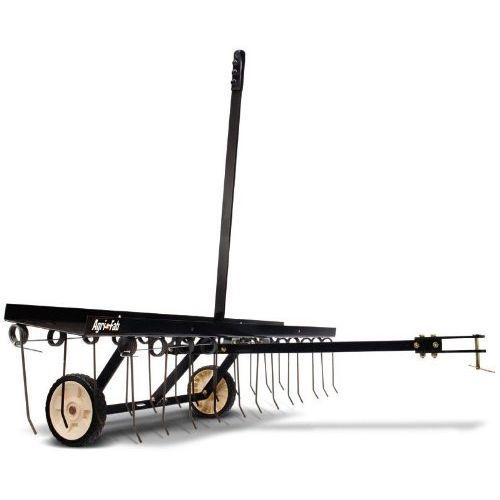 Agri Fab 45-0295 48 inch tow behind lawn dethatcher