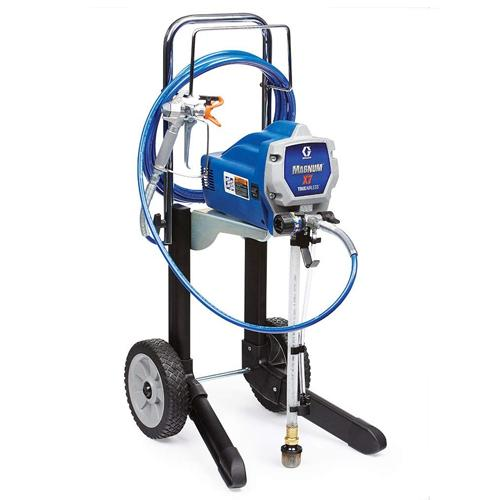 graco magnum x7 cart airless paint sprayer