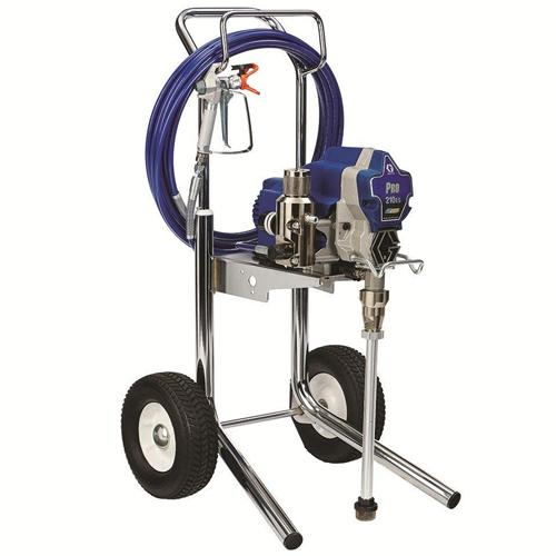 graco pro210es cart pro airless paint sprayer
