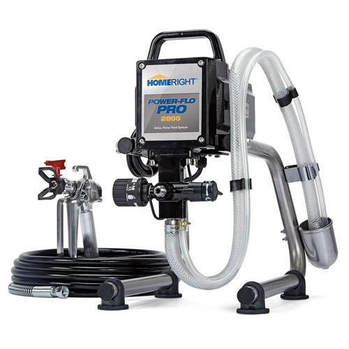 homeright power flo pro airless paint sprayer