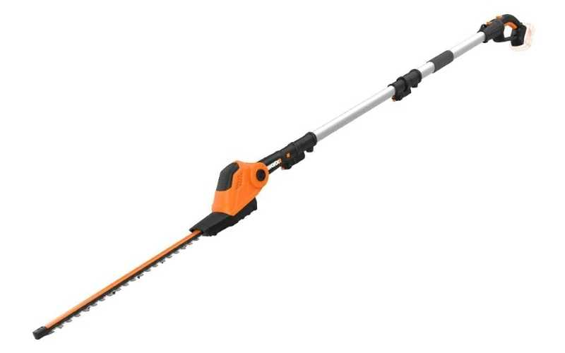 worx wg252.9 pole hedge trimmer