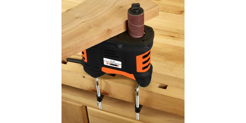 ejwox portable oscillating spindle sander