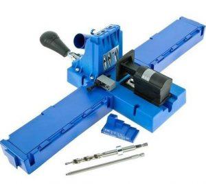kreg k5 pocket hole jig, time saving woodworking tools