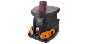 wen 65105 oscillating spindle sander