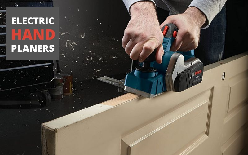 The 10 Best Electric Hand Planer Reviews Of 2021