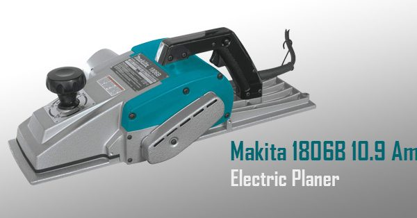 makita 1806B 10.9 amps electric planer