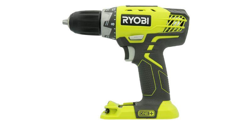 Ryobi P208 cordless drill