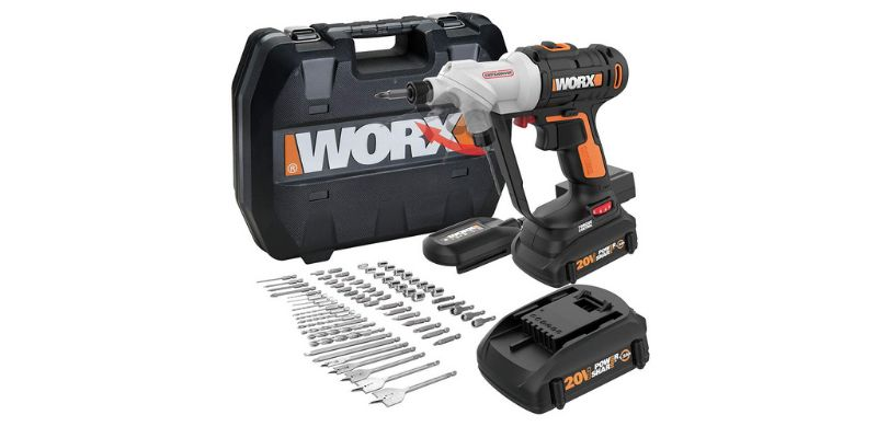 WORX WX176L 20V Switchdriver