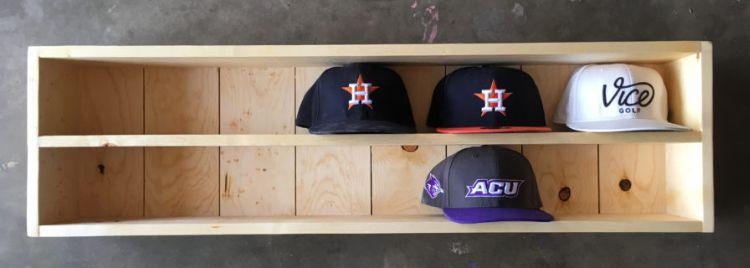 baseball hat holder by industrydiy compressed 1