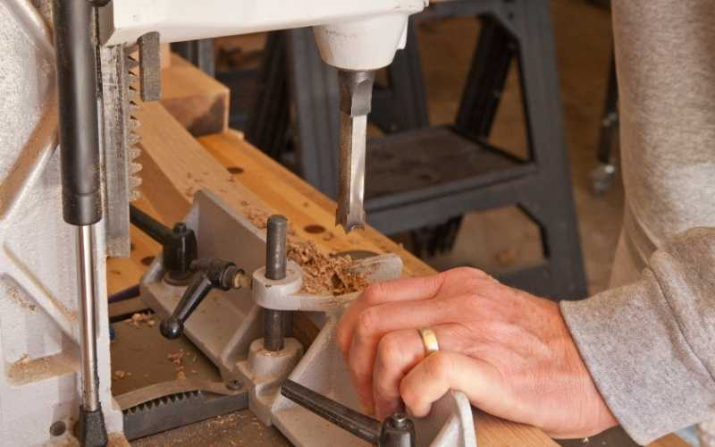 cutting mortise and tenon joints