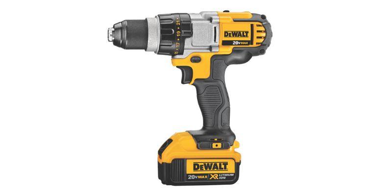 dewalt cordless drill tool