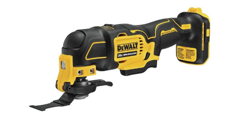 dewalt oscillating power tool